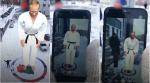 Ahead of Russia elections, 40ft tall 'Putin' hologram takes Siberian city by storm