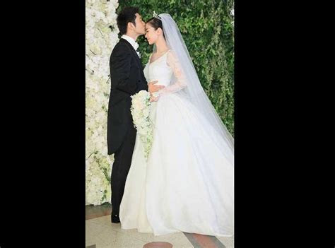 Chinese Star Angelababy Blew $31Mill On Her Wedding?Here?s