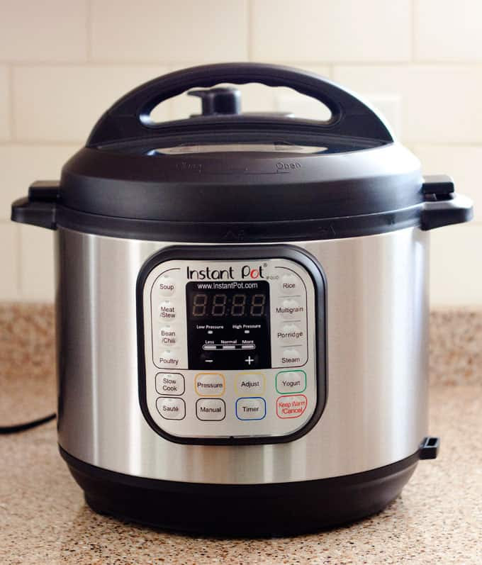 So you're just getting started, or will start using your Instant Pot soon, and your first question is which Instant Pot button to use, and why.