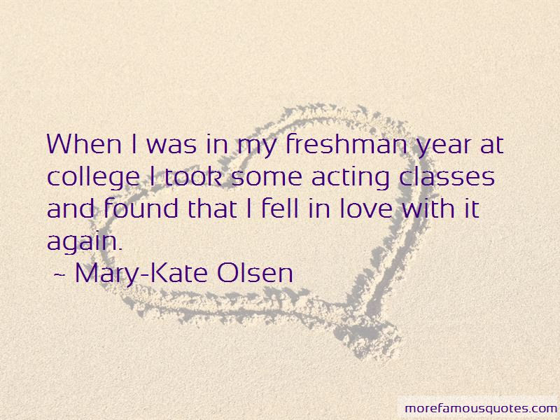 Quotes About Freshman Year Top 72 Freshman Year Quotes From Famous