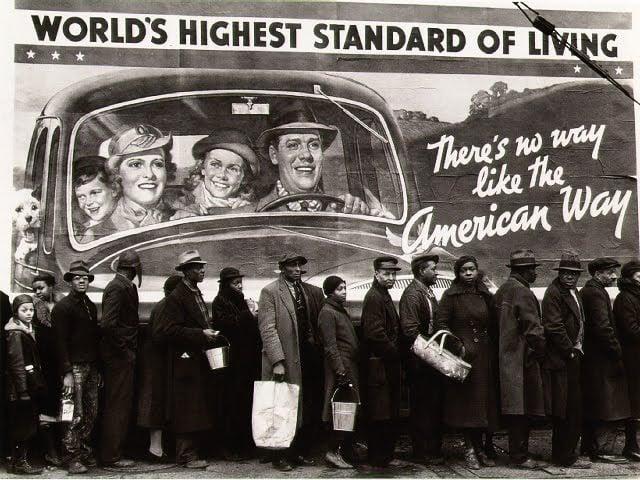 America: The Highest Standard of Living