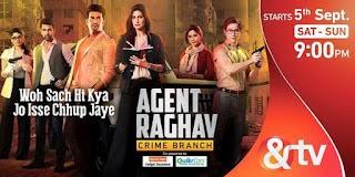 Drama Tv Episode Dailymotion Online Agent Raghav Crime Branch Episode 31 19th December 2015