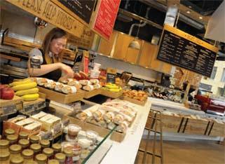 Nellie Nichols Reviews Coffee Pret Kitchen