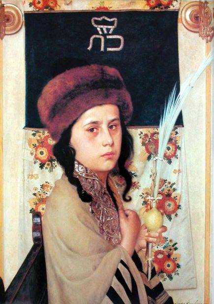 Child With Lulav