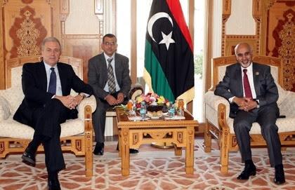 Ελληνική ΑΟΖ: Η Λιβύη βάζει στις συζητήσεις και την Τουρκία