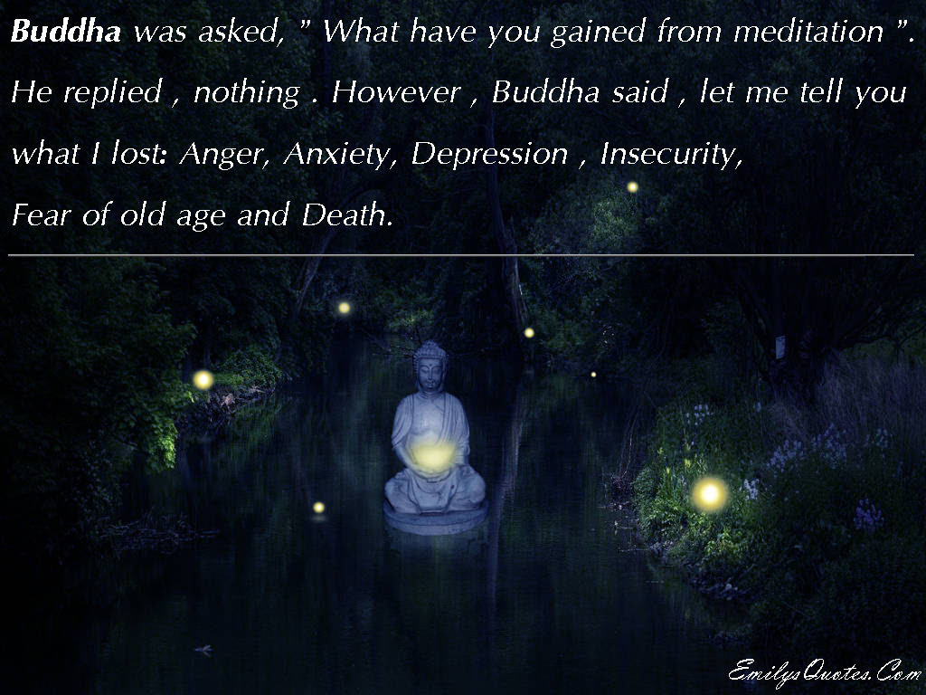 Original Life And Death Quotes Buddha