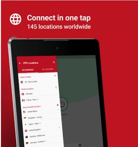 Express VPN latest MOD For PUBG MOBILE