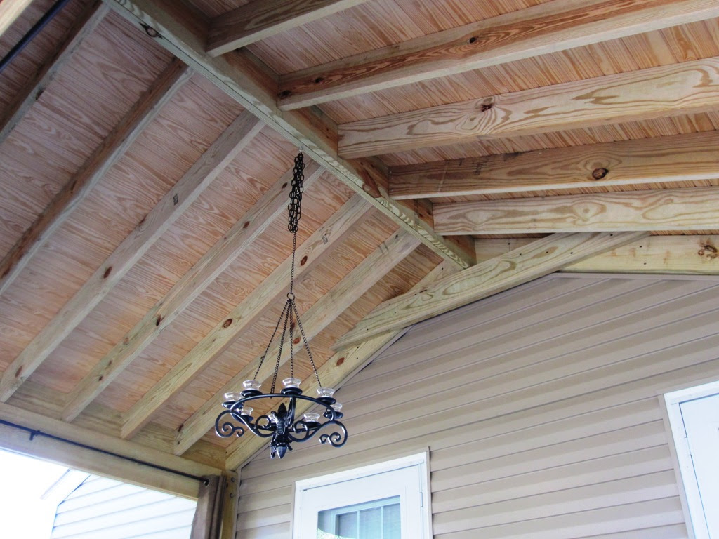 screen porch | Columbus Decks, Porches and Patios by Archadeck