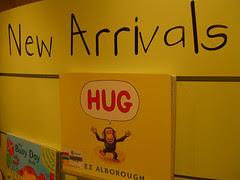Yishun Public Library - new arrivals