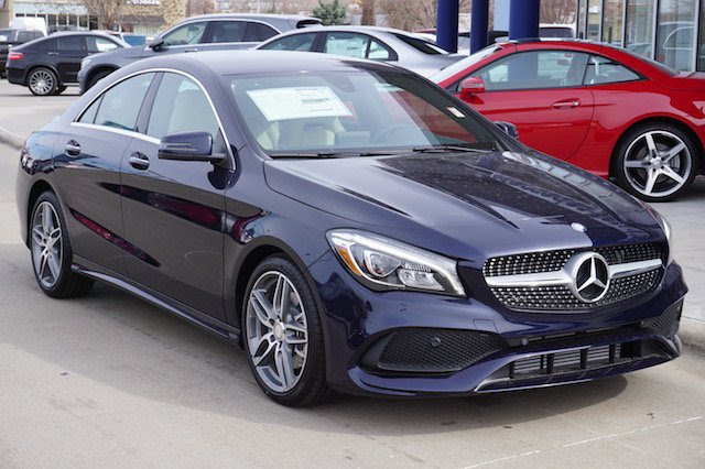 New 2017 Mercedes-Benz CLA CLA 250 Sport Coupe in Omaha # ...