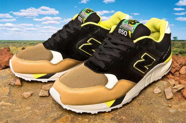 sneaker freaker new balance m850jst closer 1 Sneaker Freaker x New Balance M850JST   A Closer Look