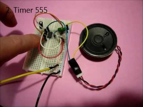 lectronique en amateur bip bip 5 circuits qui produisent un son. Black Bedroom Furniture Sets. Home Design Ideas