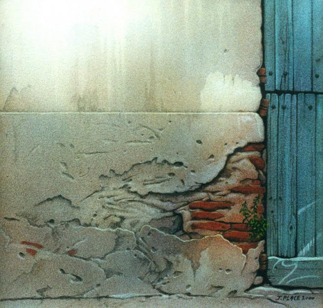 coin de mur
