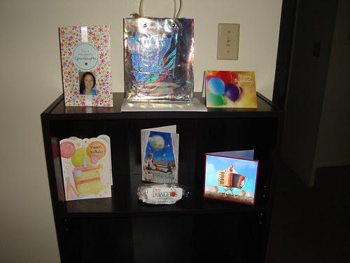 Birthday Cards & Presents
