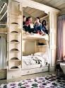 Kids' Rooms: Bunk Beds and Built-