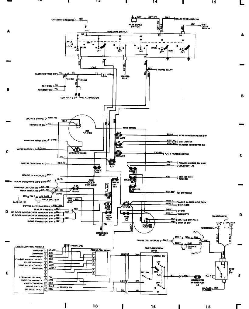 414e 87 Dodge Dakota Fuse Diagram Wiring Library