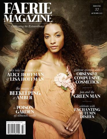 Faerie Magazine #32, Autumn 2015, PDF