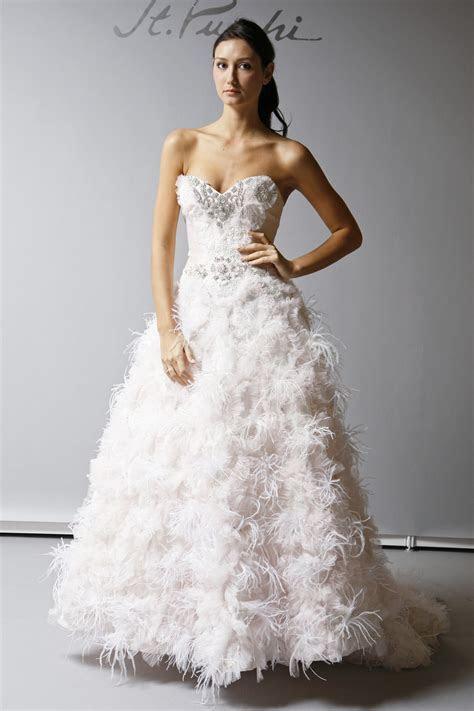 Jessica Biel pink wedding dress St Pucci lookalike gowns