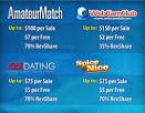 DatingGold Largest Online Dating and Webcam Affiliate Program!