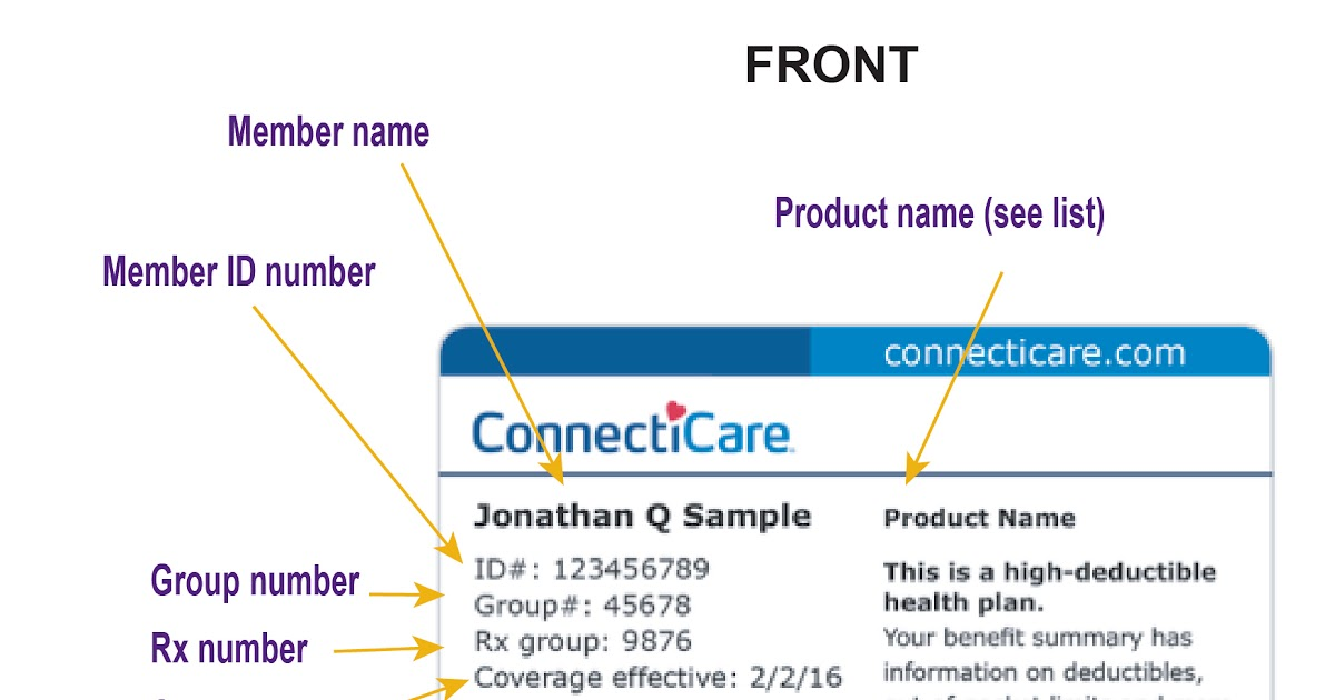 Group Number On Insurance Card / Where can I find the ...