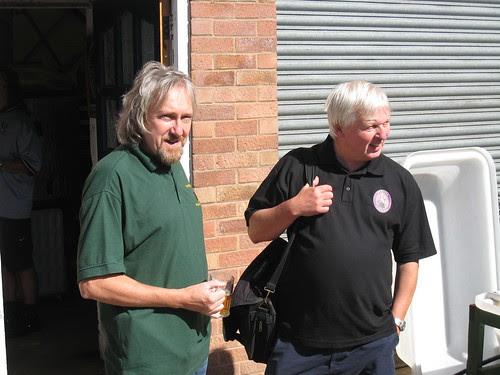 'Kinver Dave' and John Carter