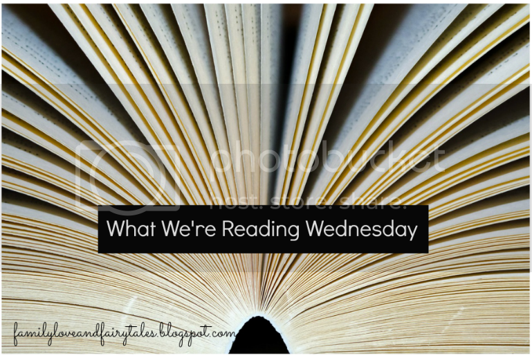 Halloween book-Room on the Broom || What We're Reading Wednesday || Family, Love, & Fairy Tales