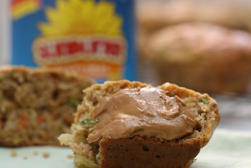 Delicious with sun butter