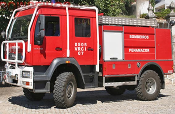 Penamacor: Bombeiros Voluntários querem ampliar quartel