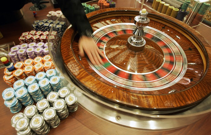 roulette spin playing parlay