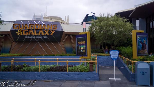 Disneyland Resort, Disneyland, Magic Eye Theater, Guardians of the Galaxy, Big Hero 6
