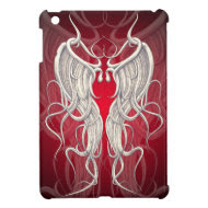 Gothic Angel Wings Case For The iPad Mini
