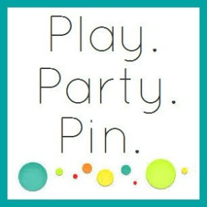Play Party Pin Button
