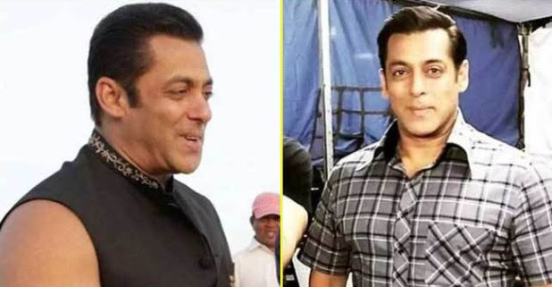 A few pictures from the sets of Bharat that went viral on social media within seconds