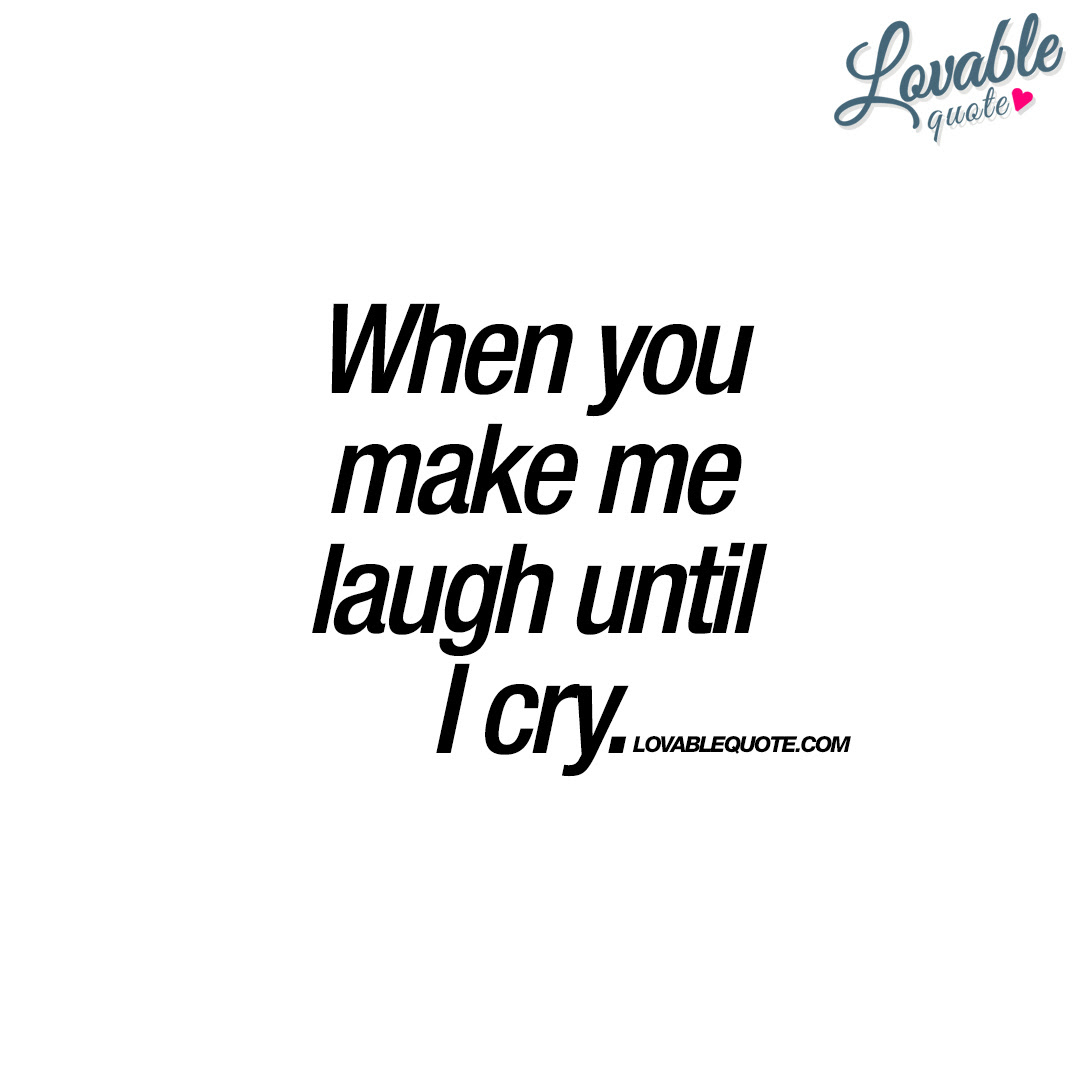 Laugh Or Cry Quotes