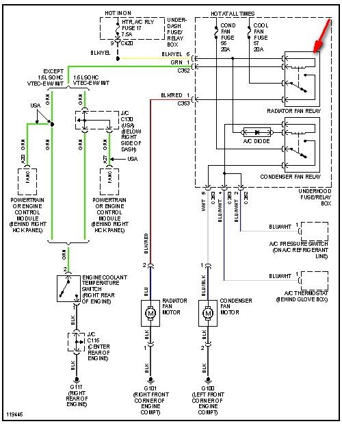 Diagram 97 Honda Accord Engine Cooling Fan Wiring Diagram Full Version Hd Quality Wiring Diagram Diagramusa Cscervino It