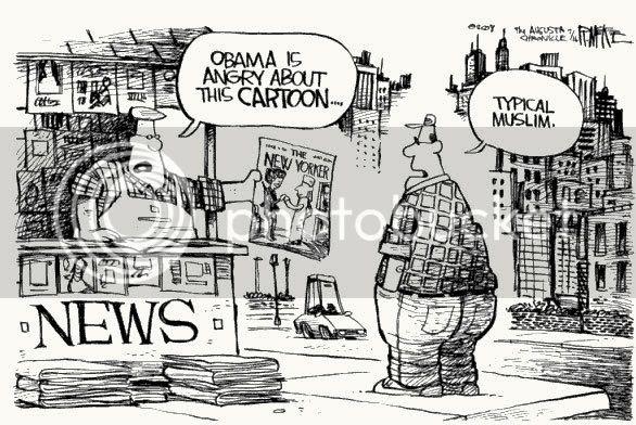 More Obama Satire