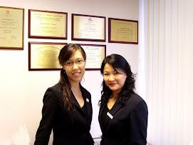 Unique Choi & Agnes Lai