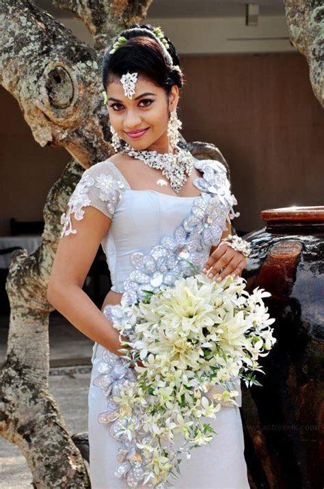 SriMixZone: Sheryl Decker In Wedding Dresses