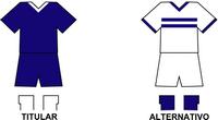 Uniforme Selección Olimpeña de Fútbol