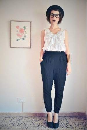 43230 h and m high waisted jeans