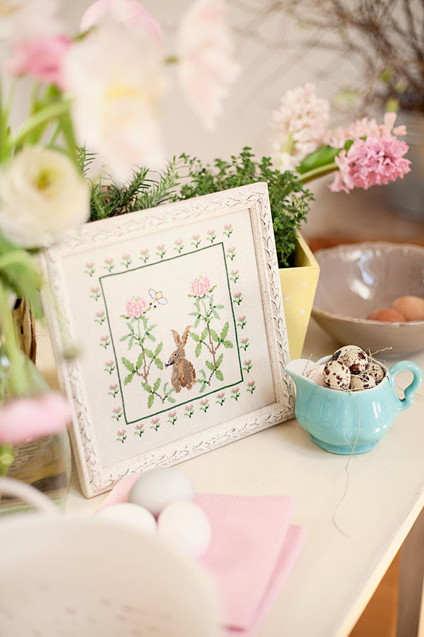 Easter (freebie Châtelaine Designs)