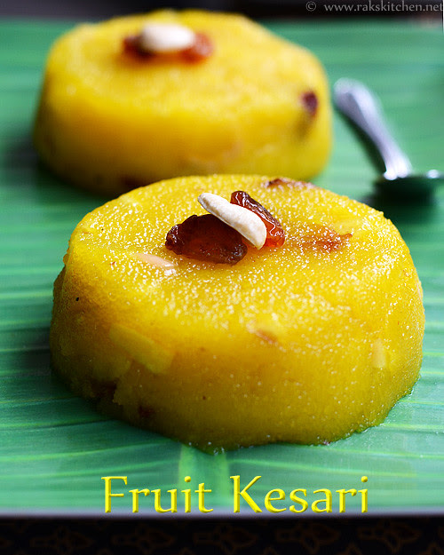fruit-kesari