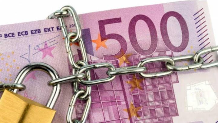 Ρεκόρ σημείωσαν οι κατασχέσεις λογαριασμών τον Νοέμβριο, νέα χρέη 900 εκατ. ευρώ σε μόλις ένα μήνα