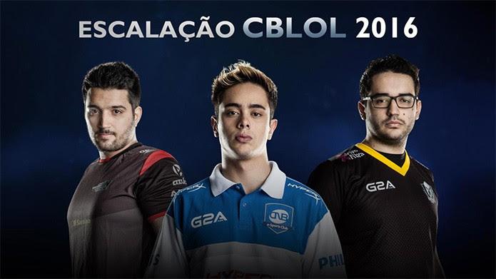 Equipes já definidas para o brasileiro de League of Legends em 2016 (Foto: Divulgação/Riot Games)