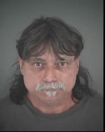 Suspect John Gray of Eugene, Oregon 6107