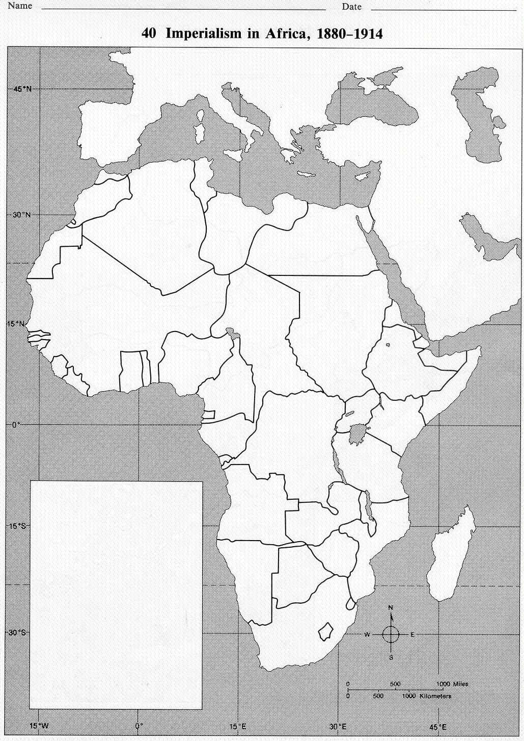 40 Imperialism In Africa Map | Campus Map