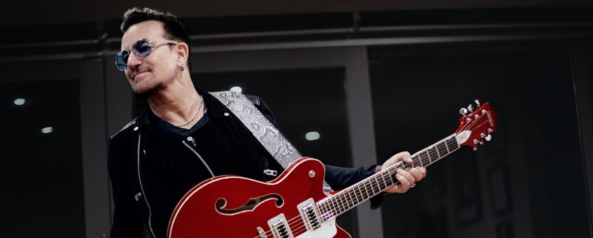 Οι U2 στη δισκογραφική του Jack White