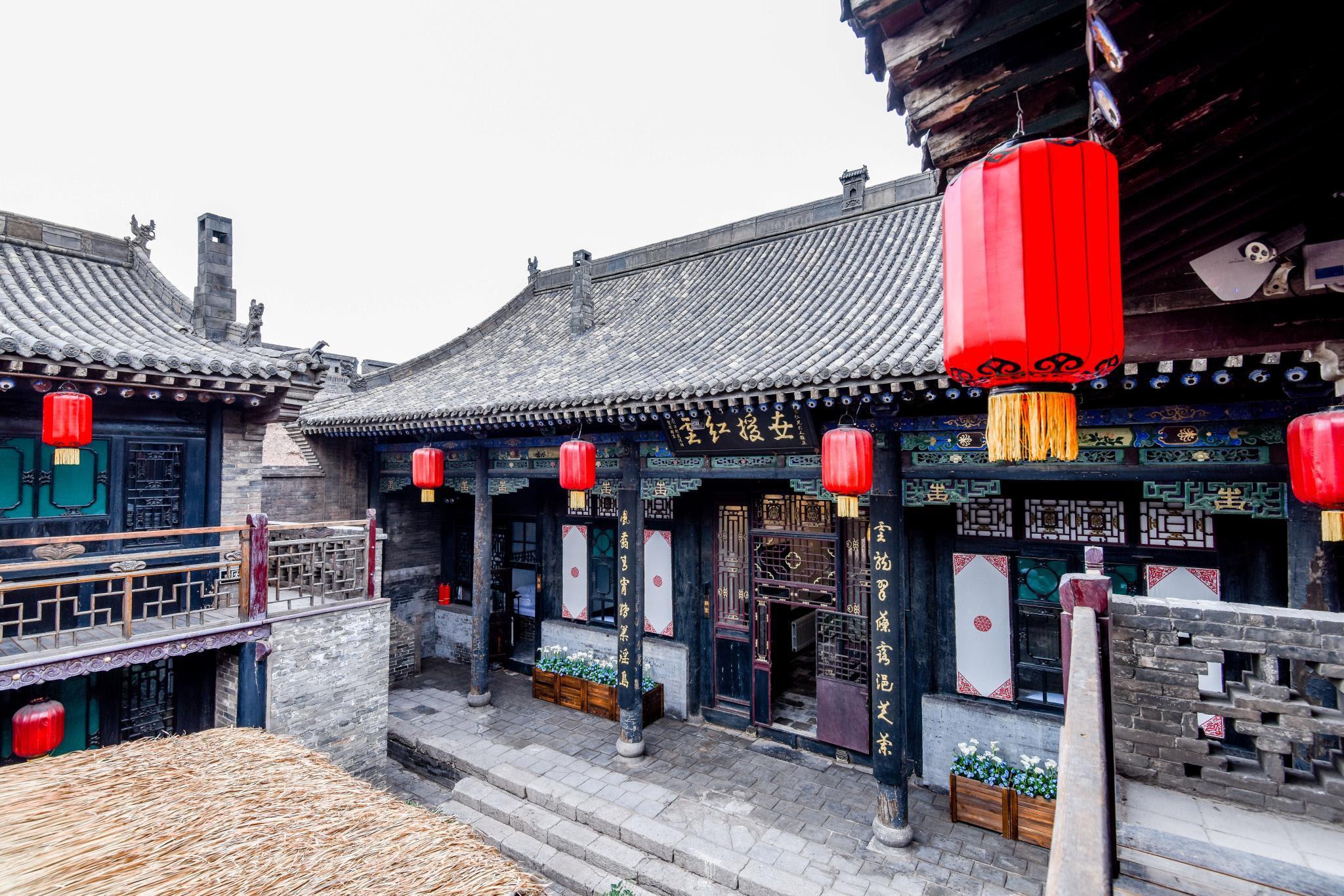 hotel near Jinzhong Elsewhere-Leifu Hotel