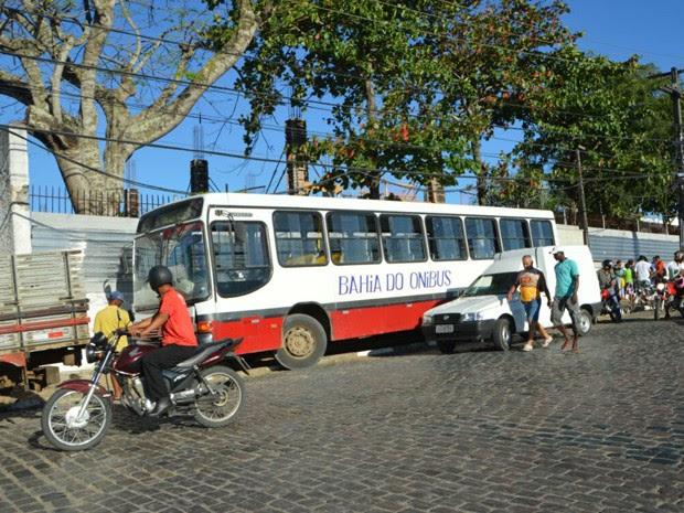 Bahia (Foto: Ed Santos / Acorda Cidade)