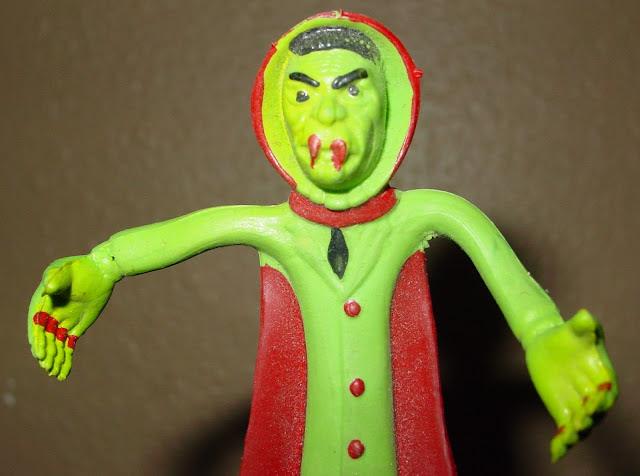 Bendy Vampire - OKC Craigslist Garage Sale